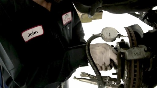 Pep Boys' on-car brake lathing service is designed to provide your vehicle with the best fit for your brakes. Period. Our brake lathing service corrects thickness variations on the rotor and prolongs the life of your braking system. An on-car lathe provides the most accurate resurfacing possible.