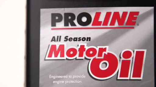 Proline All Season Conventional Motor Oil 187 Motor Oil And