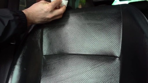 Lexol Ultimate Leather Quick Care - image 6 from the video