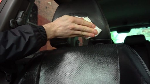 Lexol Ultimate Leather Quick Care - image 7 from the video