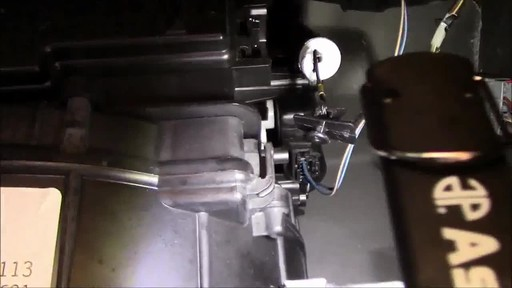 Tie Rod Car >> Replacement of Heat AC Actuator on 2011 Chrysler 200 » Pep ...