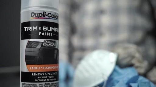 dupli color clear trim bumper paint pep boys auto parts stores car repair maintenance. Black Bedroom Furniture Sets. Home Design Ideas