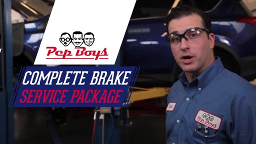 Complete Brake Service Package - image 1 from the video