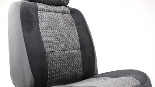 Auto Expressions Fairfield Universal Bucket Seat Cover In