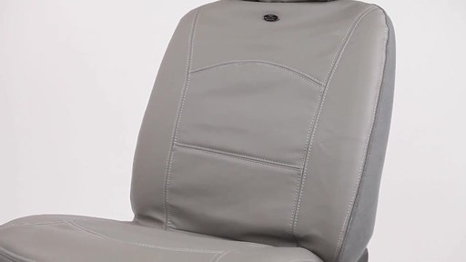 Masque Low Back Leather Seat Cover 187 Accessories Product