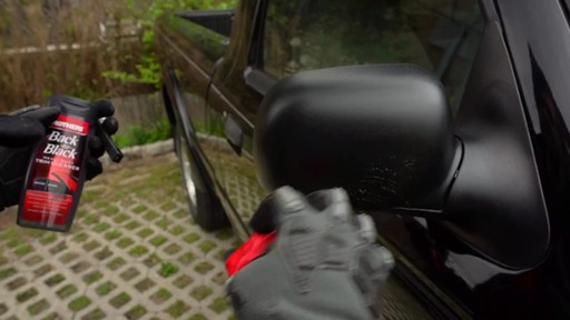 Mothers Back to Black Heavy Duty Trim Cleaner  - image 7 from the video