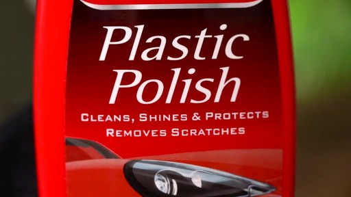 Mothers Plastic Polish - image 2 from the video
