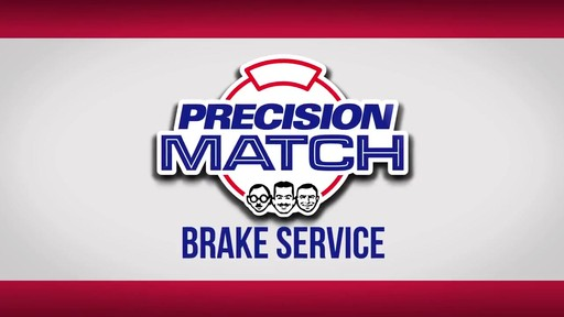 Precision Match Brake Service - image 5 from the video