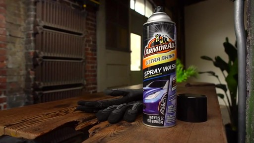 Armor All Ultra Shine Spray Wash - image 10 from the video