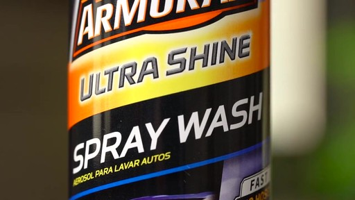 Armor All Ultra Shine Spray Wash - image 2 from the video