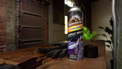 Armor All Ultra Shine Spray Wash - image 9 from the video