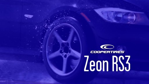 Cooper Zeon RS3 Tire Review - image 1 from the video