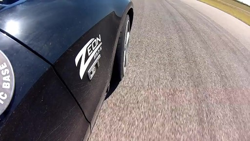 Cooper Zeon RS3 Tire Review - image 10 from the video