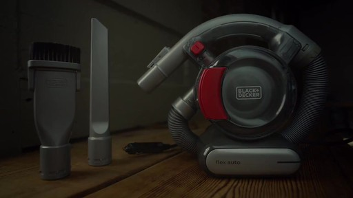 Black & Decker Dust Buster 12V Pivoting Vacuum - image 10 from the video
