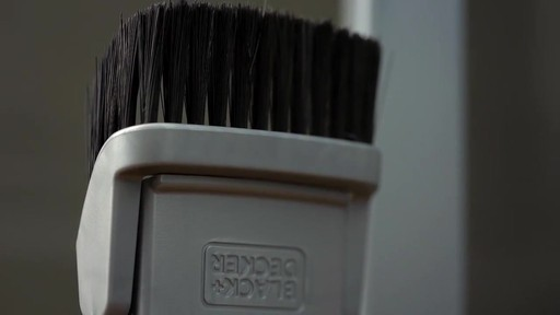 Black & Decker Dust Buster 12V Pivoting Vacuum - image 6 from the video