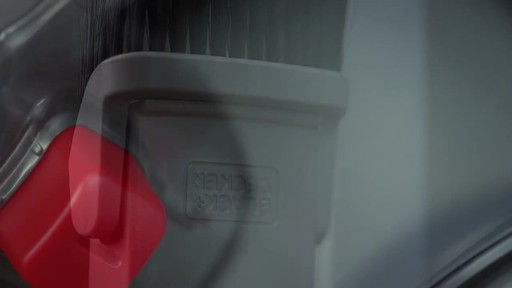 Black & Decker Dust Buster 12V Pivoting Vacuum - image 7 from the video