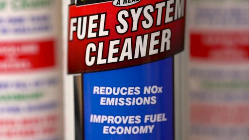 Lucas Oil Complete Fuel System Renewal Kit - image 1 from the video