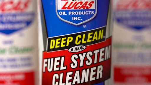 Lucas Oil Complete Fuel System Renewal Kit - image 3 from the video