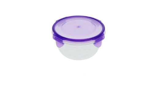 Case of Sure Fresh Storage Containers with Clip Lock Lids 29 oz