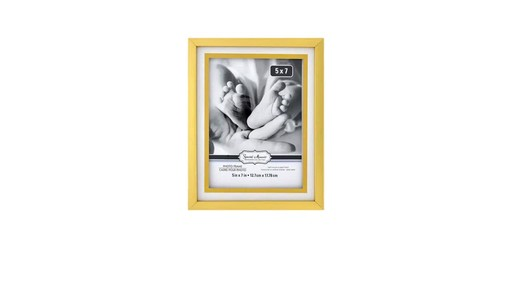 Case of Special Moments Two-Tone Matted Gold Plastic Picture Frames ...