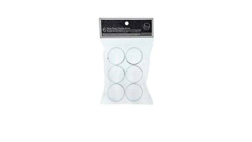 Dollar Tree Silver Napkin Rings