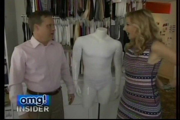 Spanx Founder Sara Blakely Talks Men's on OMG! Insider  - image 7 from the video