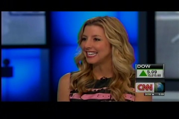 SPANX Founder Sara Blakely on CNN - image 10 from the video