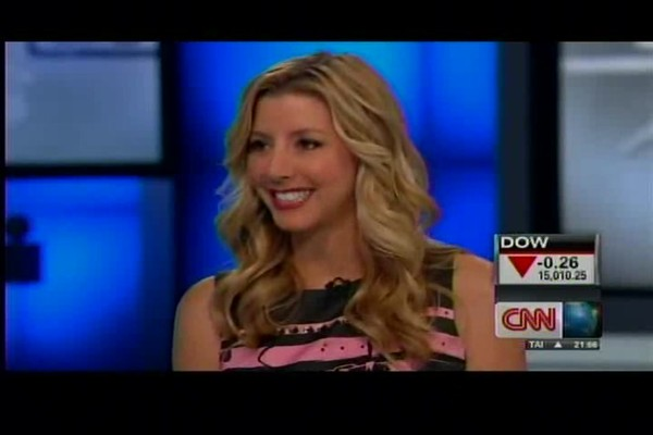 SPANX Founder Sara Blakely on CNN - image 3 from the video