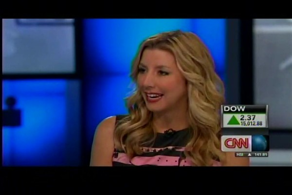 SPANX Founder Sara Blakely on CNN - image 6 from the video