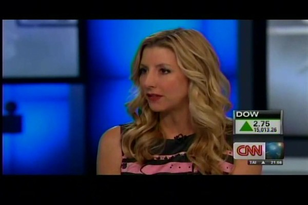 SPANX Founder Sara Blakely on CNN - image 7 from the video