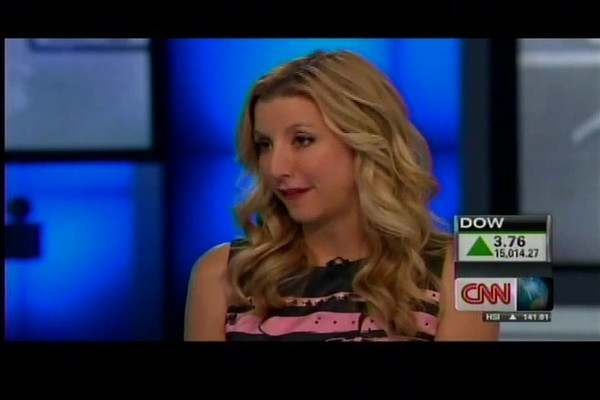 SPANX Founder Sara Blakely on CNN - image 8 from the video