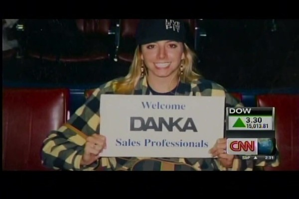 SPANX Founder Sara Blakely on CNN - image 9 from the video