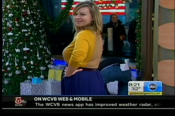 Bra-vo Back-Smoothing Bra on Good Morning America! - image 5 from the video