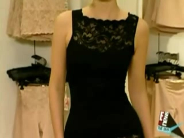 Sara with Haute Contour on E! News - image 6 from the video