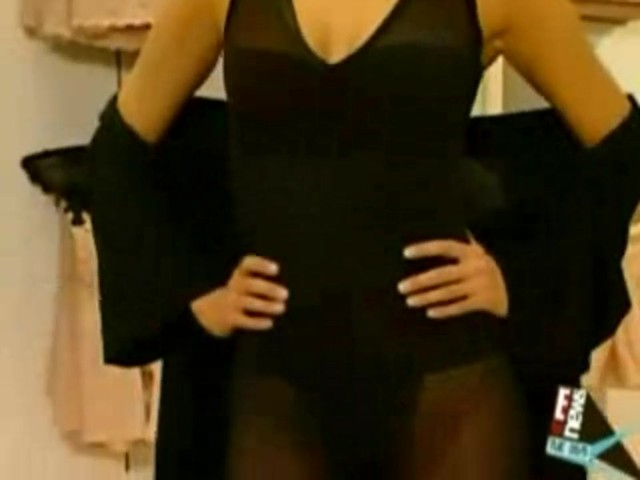 Sara with Haute Contour on E! News - image 8 from the video