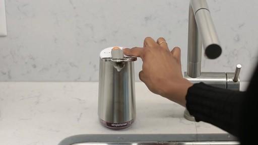 Simplehuman 174 Foam Cartridge Sensor Pump Hand Soap