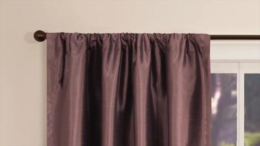 Maytex Smart Rods Easy Install Café Curtain Rod » Bed Bath ...