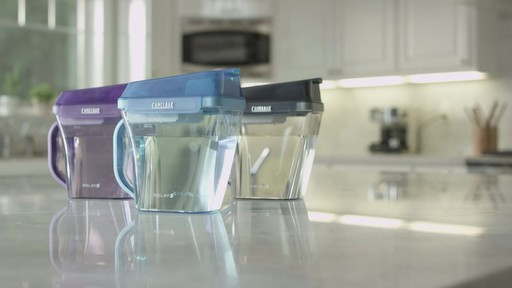CamelBak® Relay™ Water Filtration Pitcher - image 1 from the video