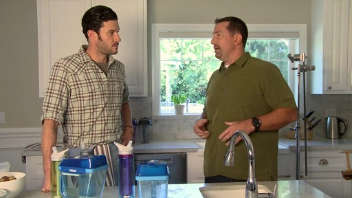 CamelBak® Relay™ Water Filtration Pitcher - image 3 from the video