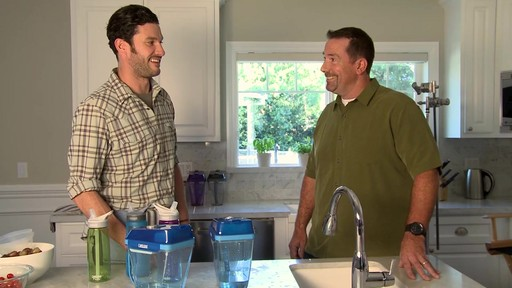 CamelBak® Relay™ Water Filtration Pitcher - image 5 from the video