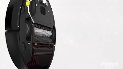 irobot® roomba® 880 vacuum cleaning robot » bed bath & beyond video