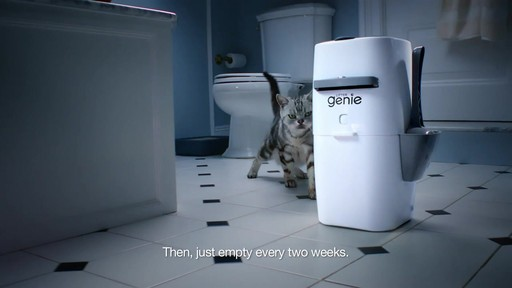 Litter Genie™ Cat Litter Disposal System - image 8 from the video