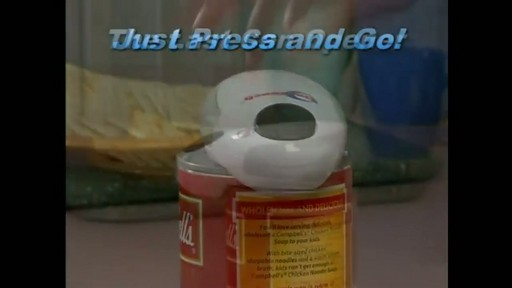 One Touch Can Opener - image 10 from the video