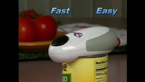 One Touch Can Opener - image 2 from the video