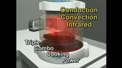 Nuwave Pro Infrared Oven 187 Bed Bath Amp Beyond Video
