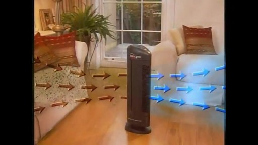 Ionic Pro Turbo Ionic Air Purifier 187 Bed Bath Amp Beyond Video