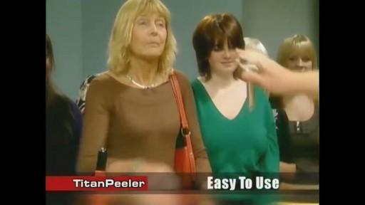 Titan Peeler And Julienne Tool 187 As Seen On Tv Food Prep