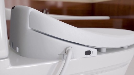 Brondell Swash 1000 Bidet Toilet Seat - image 2 from the video