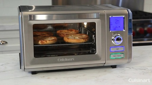 Countertop Convection Oven With Steam : Cuisinart? Steam and Convection Oven ? Bed Bath & Beyond Video