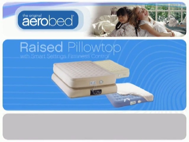 Aerobed Products - image 1 from the video